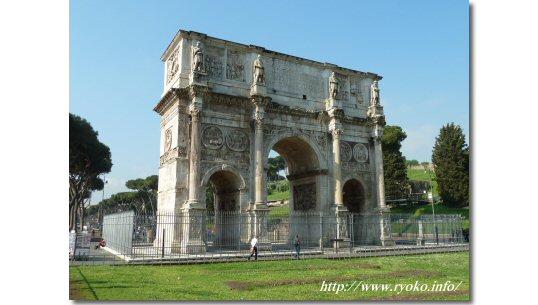 コンスタンティヌスの凱旋門の画像 p1_29