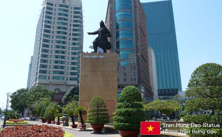 Tran Hung Dao Statue
