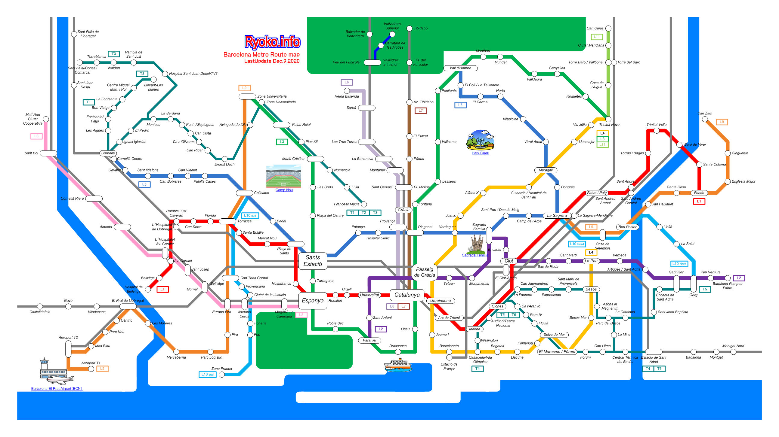 Barcelona Metro Route map on bolivia map, catalonia map, bologna map, st. petersburg map, spain map, new york city map, crete map, europe map, frankfurt map, istanbul map, chicago map, marseille map, rhone river map, madrid map, belgrade map, paris map, san sebastian map, world map, porto map, lisbon map,